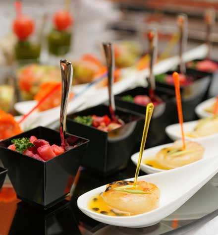 Register Catering Vendor